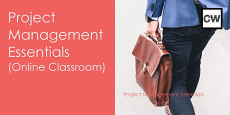 Project Management Essentials (Online Classroom) tickets