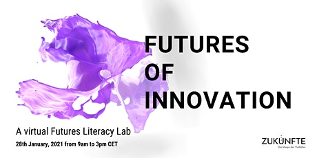 Futures of Innovation - A Virtual Futures Literacy Lab tickets