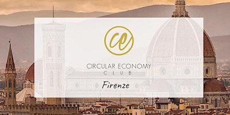 Circular Economy Club Firenze: Incontri Aperti bilhetes