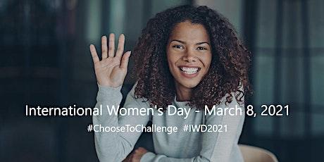 International Women's Day 2021 tickets