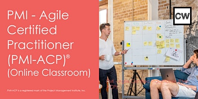 PMI Agile Certified Practitioner (PMI-ACP) Review Course (Online Classroom)
