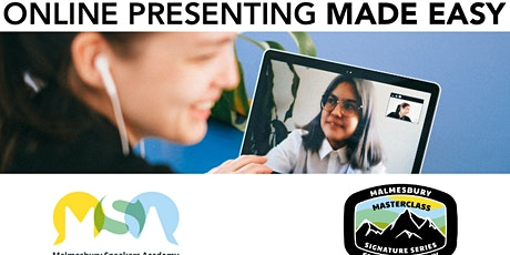 Online Presenting Made Easy (One Day Course) tickets