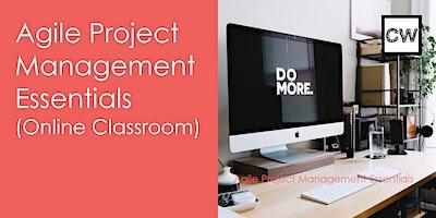 Agile Project Management Essentials (Online Classroom)