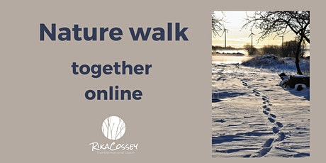 Nature walk - online tickets
