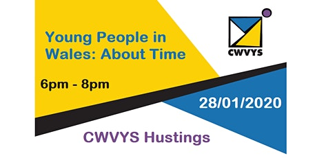 Young People in Wales: About Time tickets