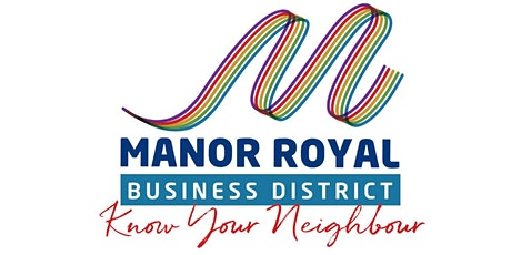Manor Royal Know Your Neighbour 2021 tickets