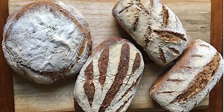 Sourdough Bread Making for Beginners tickets