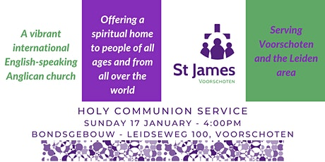 Holy Communion Service tickets