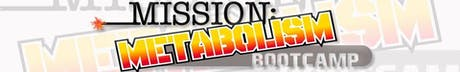 Mission:Metabolism BootCamp tickets
