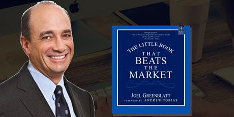 Book Review & Discussion : The Little Book That Still Beats the Market tickets