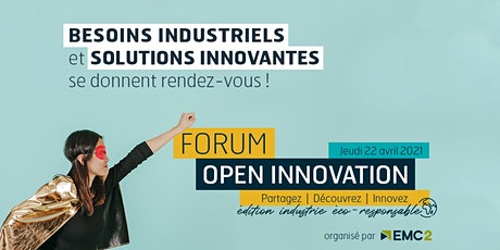 Forum Open Innovation 2021 billets