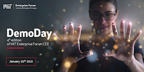 Demoday of the 4th edition of MIT EF CEE tickets