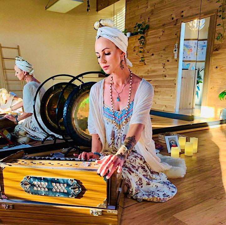 Kundalini Yoga, Meditation & Deep Sound Healing Gong Bath image