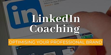 LinkedIn Coaching workshop tickets