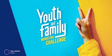Kids & Family Marketing Challenge entradas