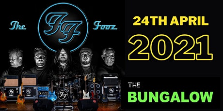 THE FOOZ tribute to Foo Fighters rescheduled tickets