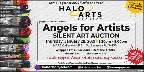 Halo Arts Project presents Angels for Artists tickets