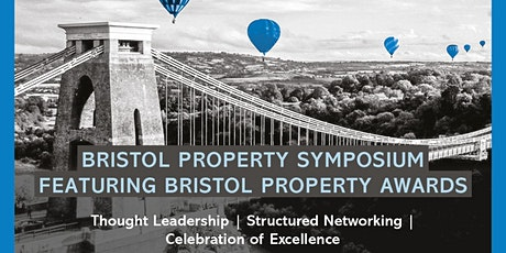 Bristol Property Symposium and Awards tickets