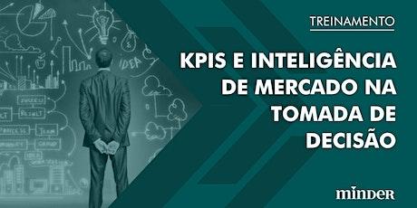 [Treinamento online] KPIs e Inteligência de mercado na tomada de decisão bilhetes