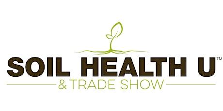 Soil Health U Virtual Keynote Event tickets