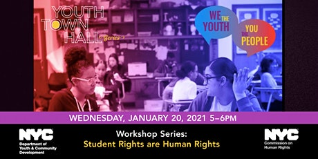 Student Rights are Human Rights tickets