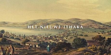 Online collegereeks: Het nieuwe Ithaka - Deel 3 tickets