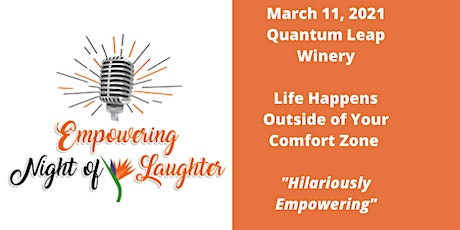 Empowering Night of Laughter tickets