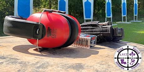 Saturday Aug 21st- Louisiana Concealed Handgun Permit Course tickets