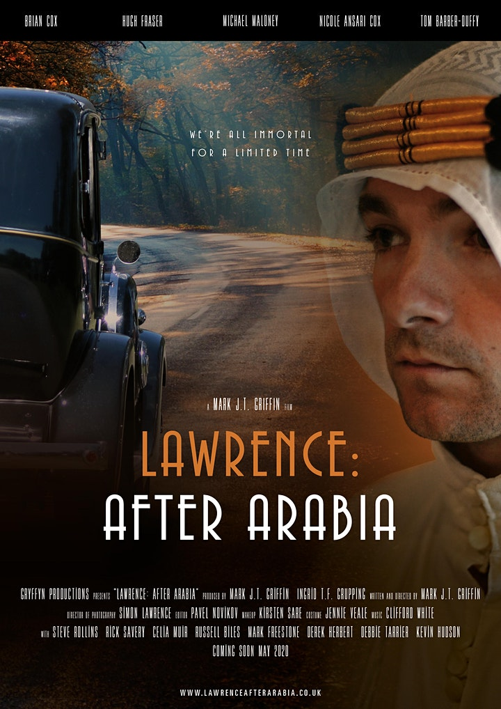 Lawrence After Arabia - Special Screening with Directors Q&A image