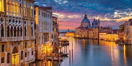 Secrets of North Venice tickets