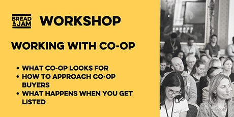 Workshop: Working With Co-op tickets