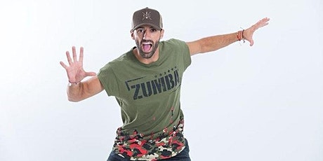 Zumba (by Toni Costa) tickets