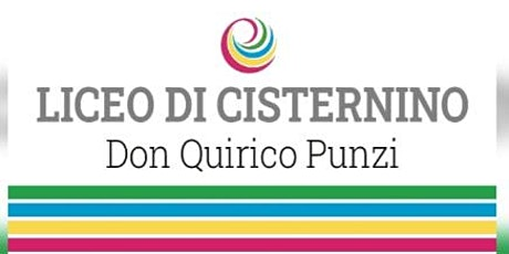 Open day 24/01/2021 - 10:00 - Liceo Cisternino biglietti
