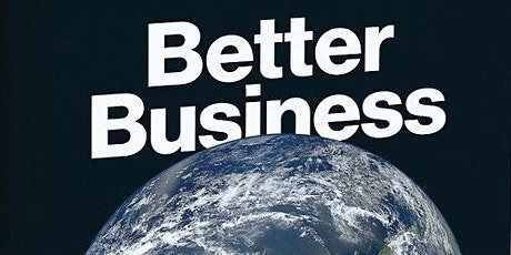 Better Business - B Corp Book Discussion (January) tickets
