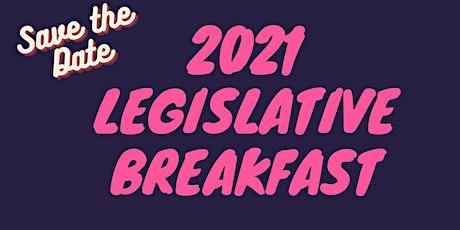 2021 Legislative Breakfast tickets