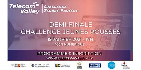 Demi-Finale Challenge Jeunes Pousses 19 Janvier 2021 billets