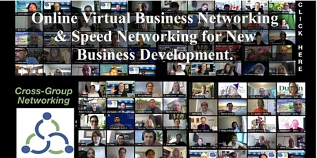 Las Vegas Area + Online Virtual Business Networking biglietti
