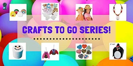 Craft's To-Go! tickets