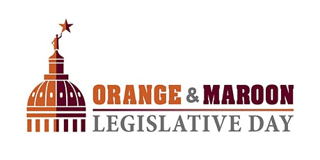 Orange and Maroon Legislative Day 2021 tickets