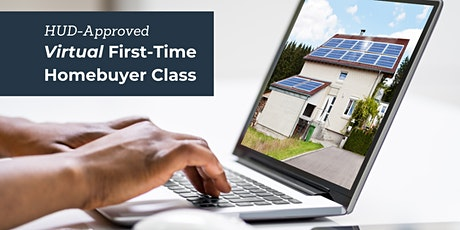 Virtual First-Time Homebuyer Class - March Sessions tickets