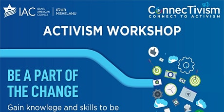 ConnecTivism: Activism Workshops tickets