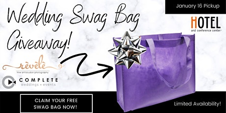 Champaign, IL- Wedding Swag Bag Giveaway tickets