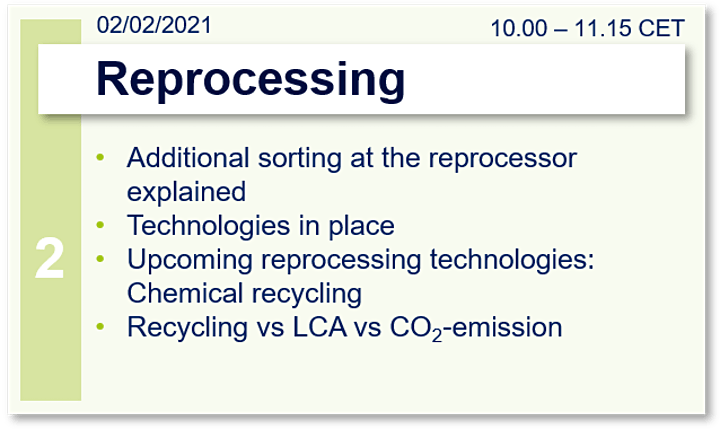 SUEZ.circpack® Masterclass Recycling image