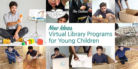 New Ideas for Children's Librarians' Virtual Programs for Young Children tickets