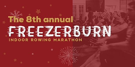 The 8th Annual Freezerburn Marathon tickets