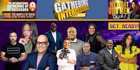 The International Gathering of Intercessors 2021 tickets