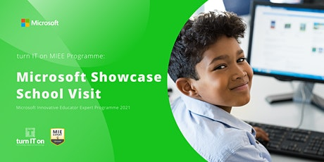 Microsoft Showcase school Event tickets