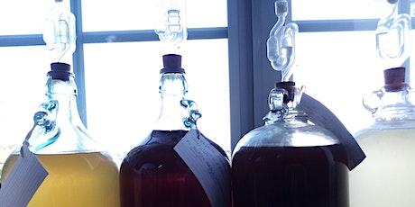 Homebrew Wine Workshop tickets