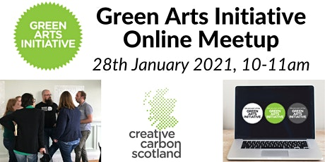 Green Arts January Meetup tickets
