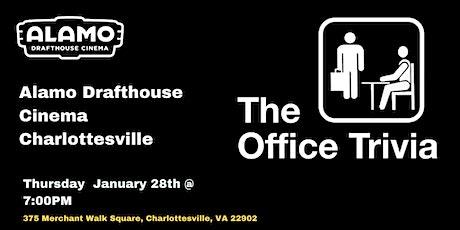 The Office Trivia at Alamo Drafthouse Cinema Charlottesville tickets